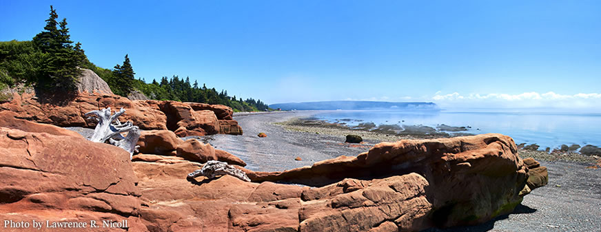 Red Rocks Nova Scotia